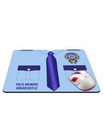 Polise Özel Maus Pad-1