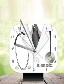 Doktora Özel Masa Saati-1